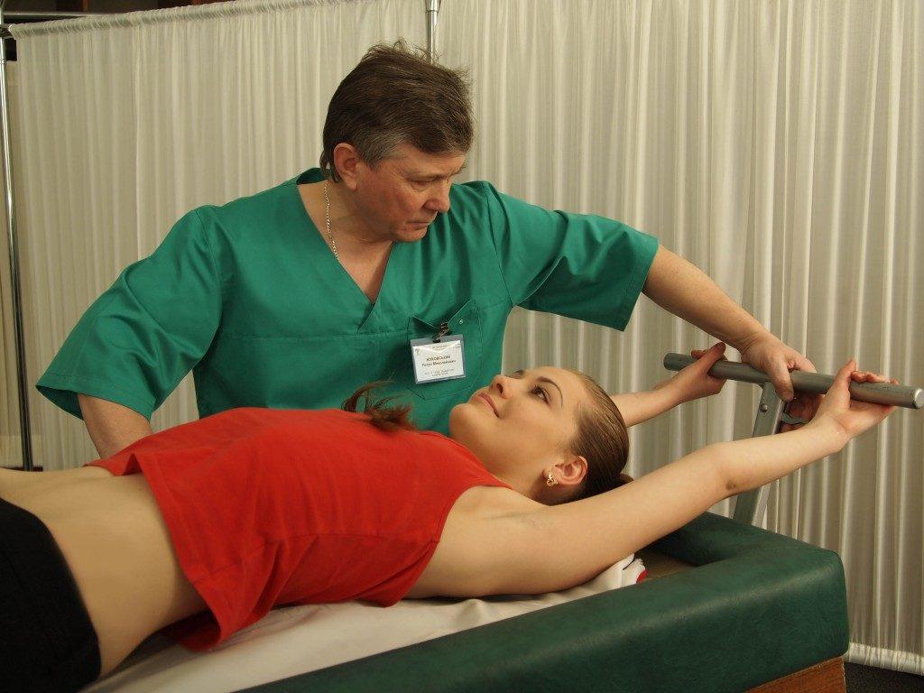 Санаторно курортное лечение сколиоза