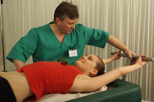 Лечебная профилактика для позвоночника