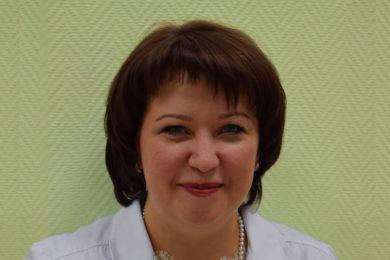 Черкасова  Елена Викторовна
