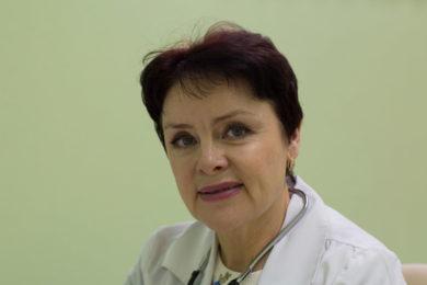 Галинская  Татьяна Гергардовна
