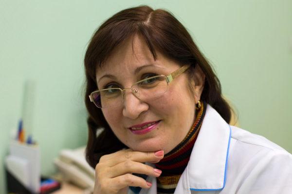 Щербакова  Марина Викторовна