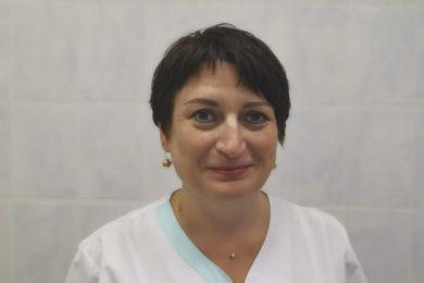 Ляпина Марина Петровна